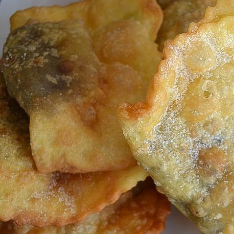 Pastéis de Batata-doce